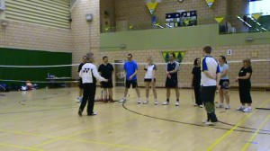 Badminton Weekend Group Instruction