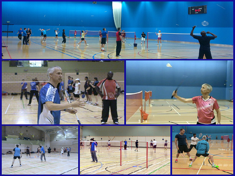 Paul Stewart Residential Badminton Coaching