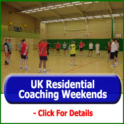 Badminton Coaching Weekends