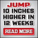 Increase Your Vertical Jumping Power