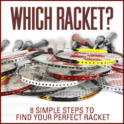 Direct Sports Racket Selector