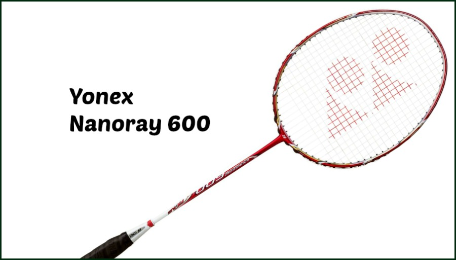 Nanoray 600 Racket