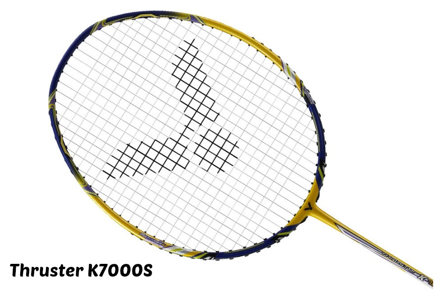 Thruster K 7000S Badminton Racket