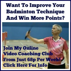 Online Badminton Coaching
