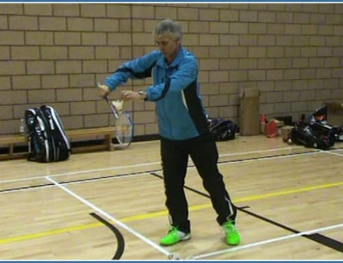 The Badminton Flick Serve – How to Use It, Part Two