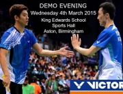 Victor Sport Demo Evening Birmingham March 2015