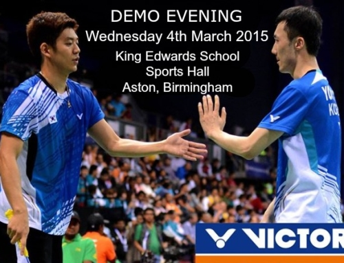 Victor Demo Evening In Birmingham – Wed 4th March 2015