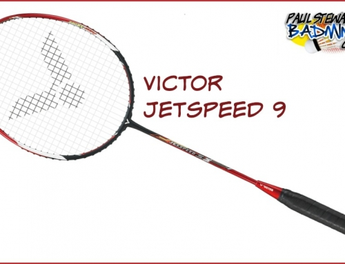 Victor Jetspeed 9 Badminton Racket Review