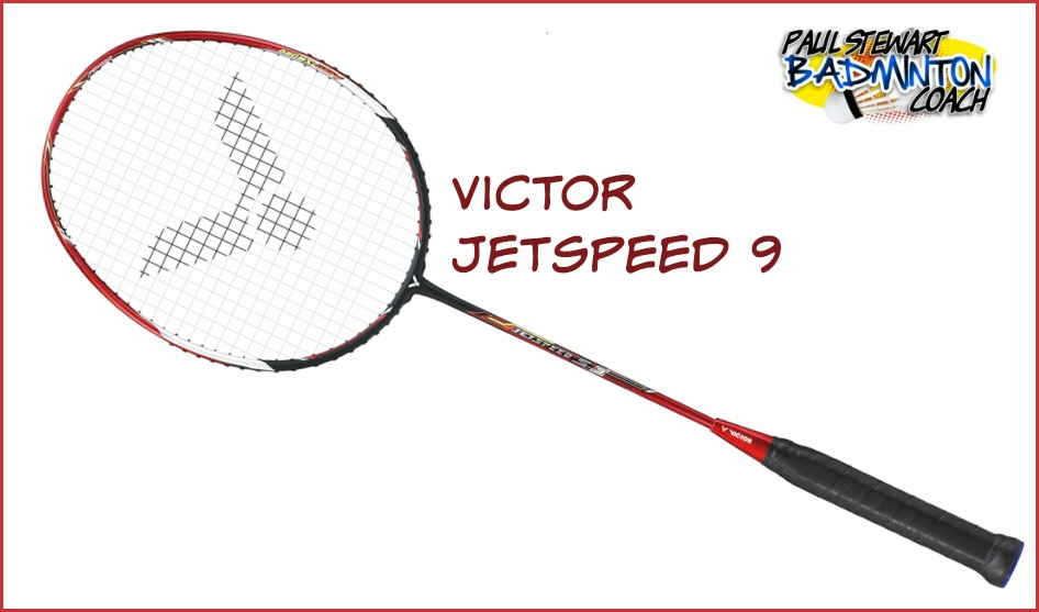 Jetspeed 9 Badminton Racket Review