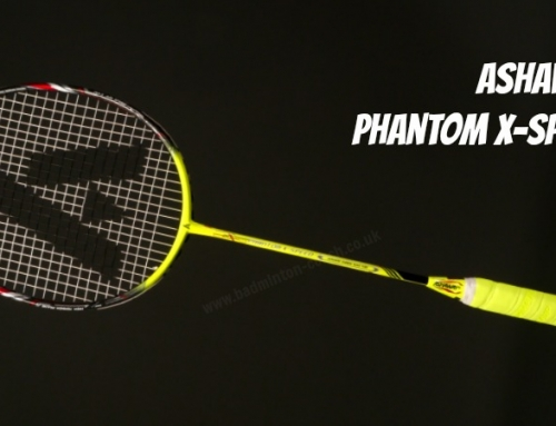 Ashaway Phantom X-Speed Badminton Racket Review