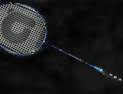 APACS Virtuoso Pro Badminton Racket Review