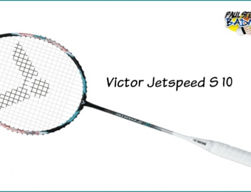 Victor Jetspeed 10 Badminton Racket Review