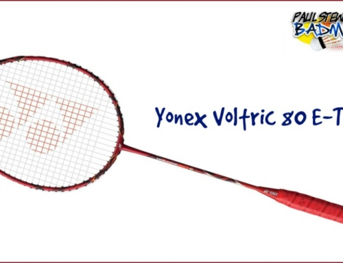 Yonex Voltric 80 E-Tune Badminton Racket Review