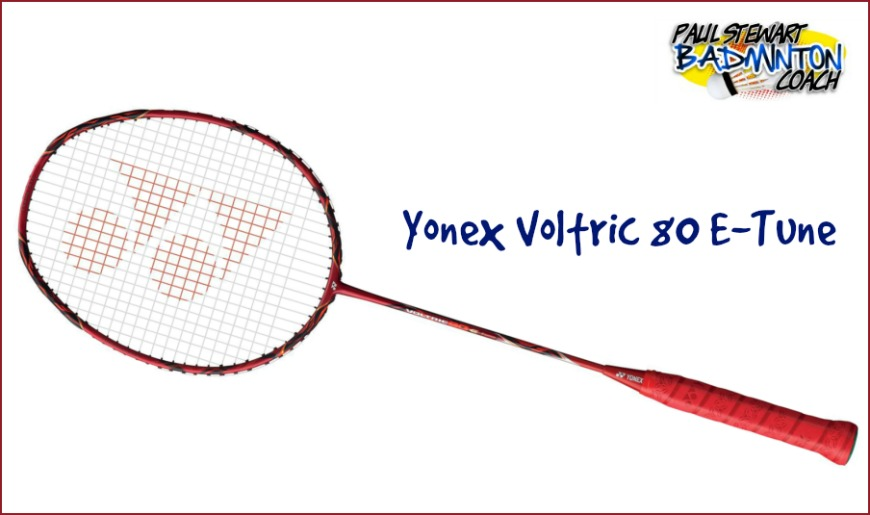 Voltric 80 ETune racket review