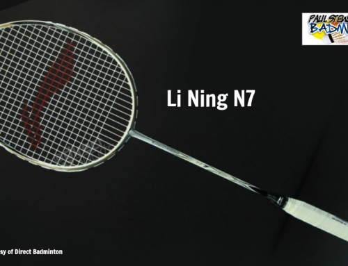 Li-Ning N7 Badminton Racket Review