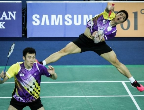 Attacking Secrets From The Rear Court In Badminton