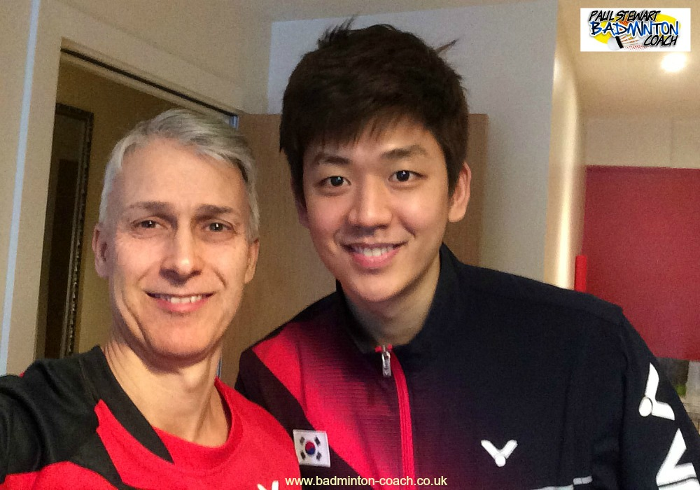 A Tale Of All Englands Badminton Stringing 2016 – Part Two