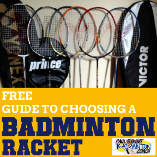 Choosing A New Badminton Racket