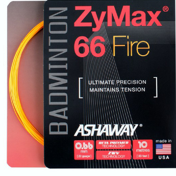 Zymax 66 Fire Badminton String