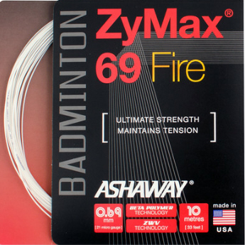Zymax 69 Fire Badminton String