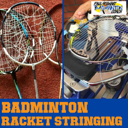 Badminton Stringing Service Warrington