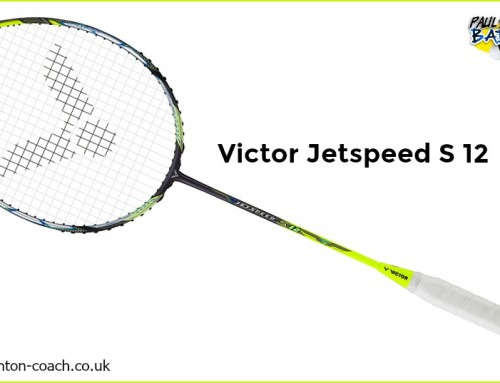 Victor Jetspeed S 12 Badminton Racket Review
