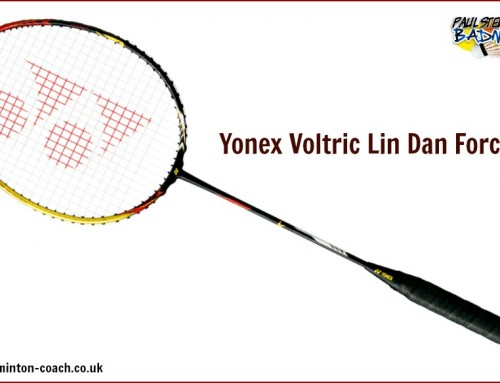 Yonex Voltric Lin Dan Force Badminton Racket Review