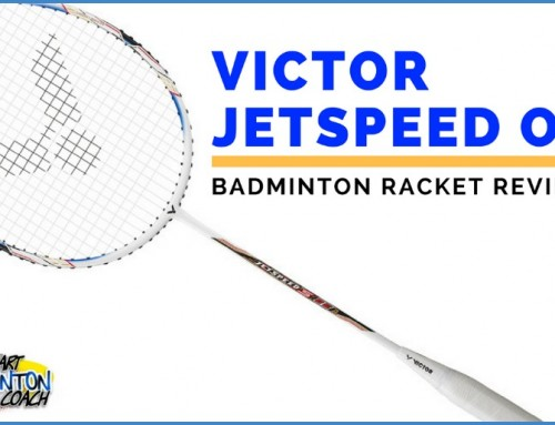 Victor Jetspeed 06A Badminton Racket Video Review