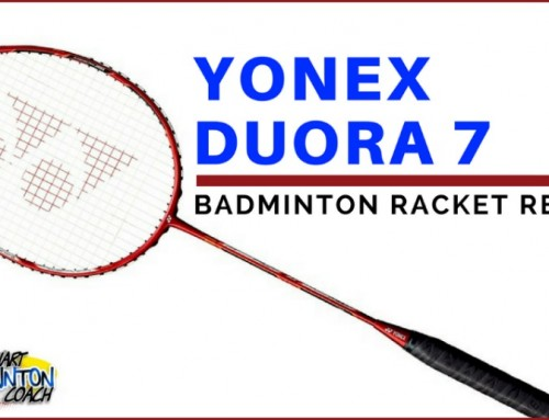Yonex Duora 7 Badminton Racket Video Review