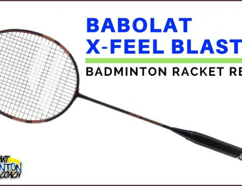 Babolat X-Feel Blast Badminton Racket Written Review