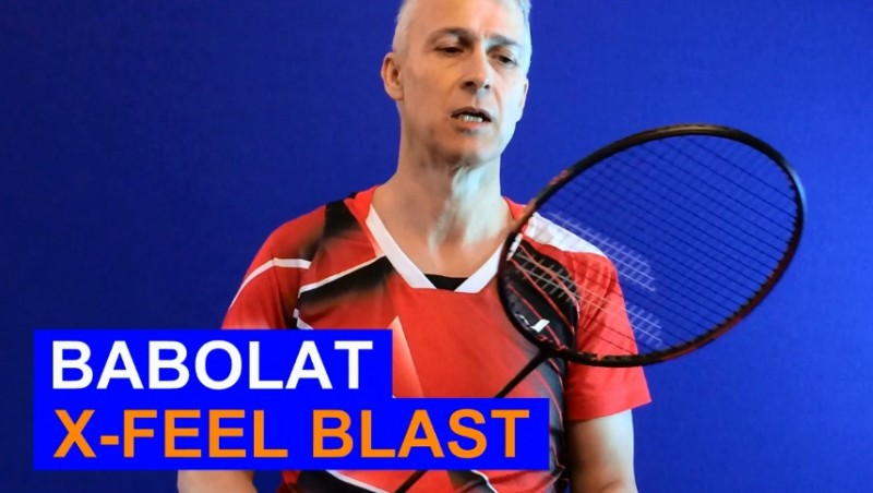 Babolat X Feel Badminton Racket