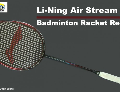 Li-Ning Air Stream N99 Badminton Racket Review