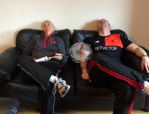 A Stringers Tale From All England Badminton Championships 2017 – Part 3