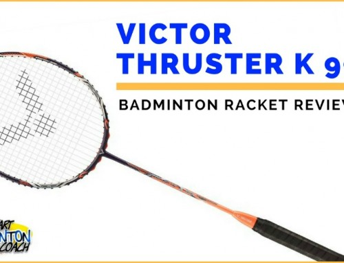 Victor Thruster K 9900 Badminton Racket Review