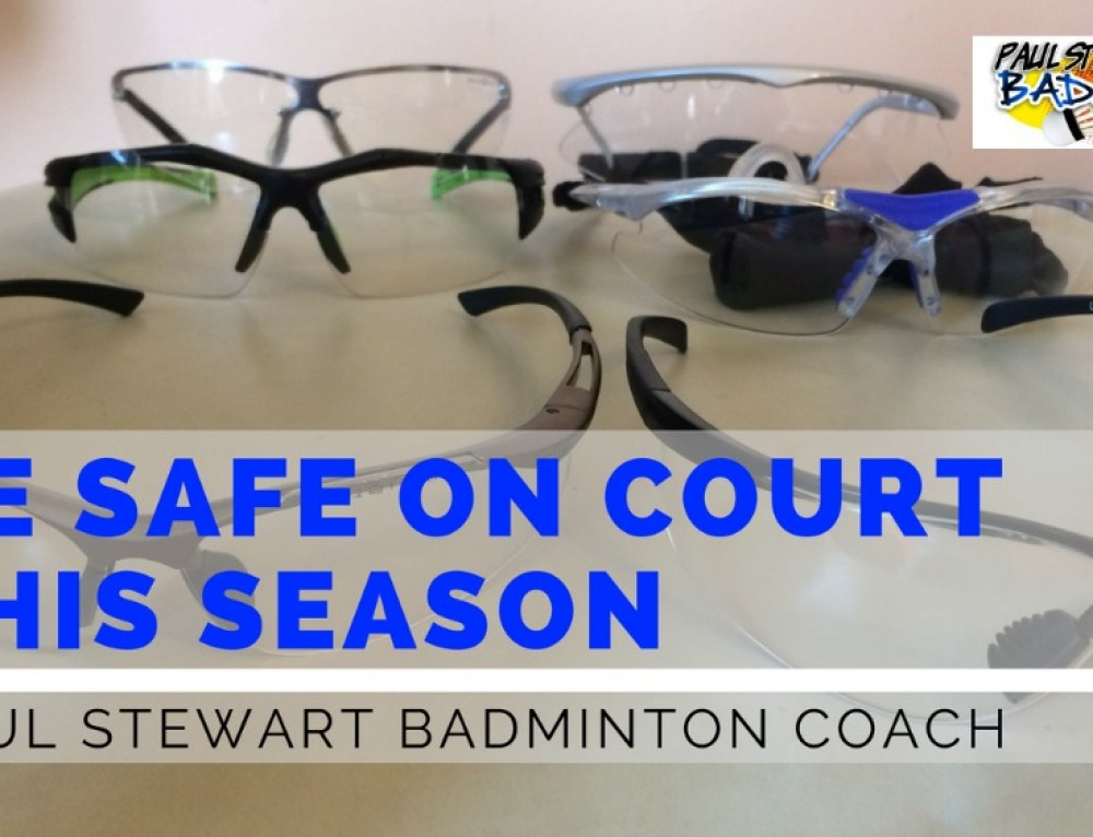 Be Safe On Court This Season