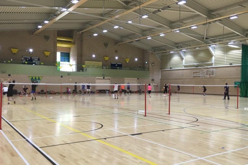 badminton club basics