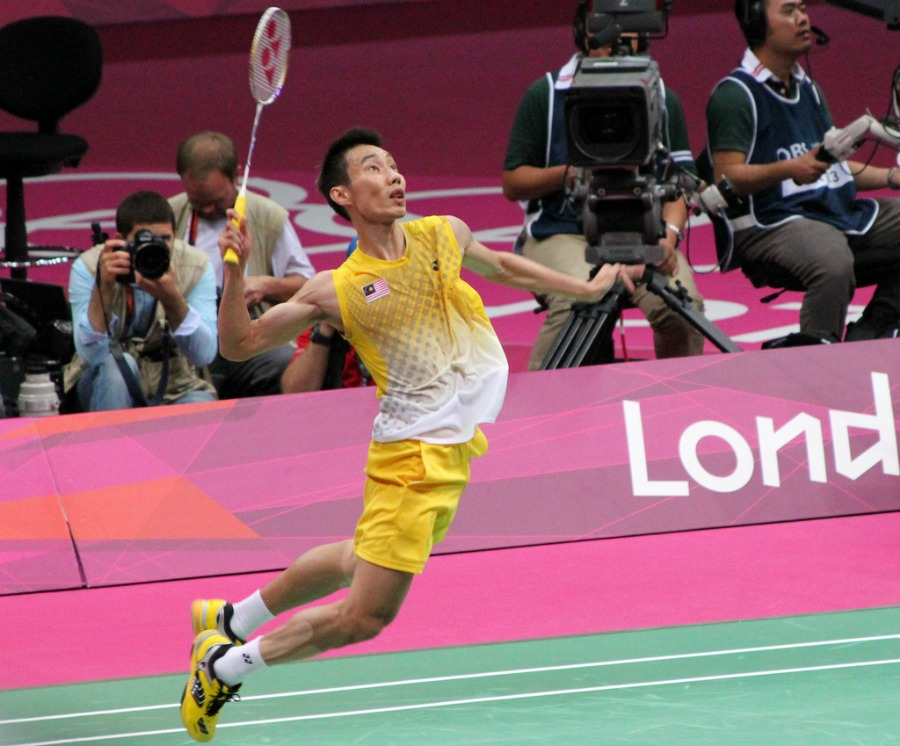 Clear Badminton