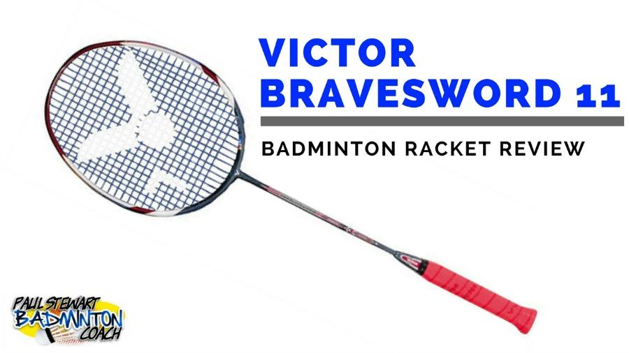 Victor Bravesword 11 Badminton Racket