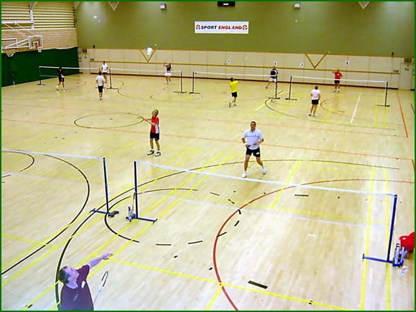 Badminton Coaching Weekends - Lilleshall