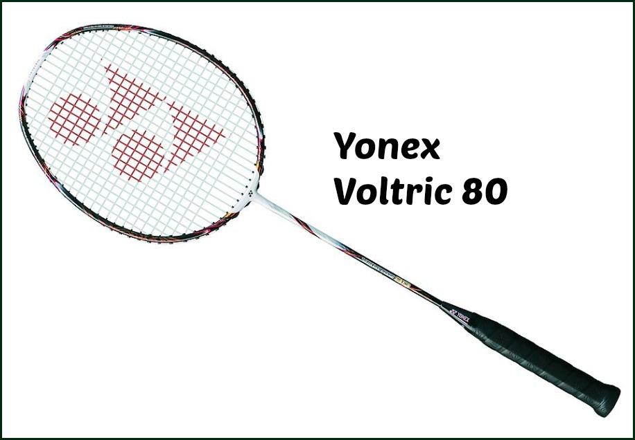 Yonex Voltric 80 Badminton Racquet Review | Paul Stewart