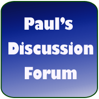 Paul Stewart Advanced Badminton Discussion Forum