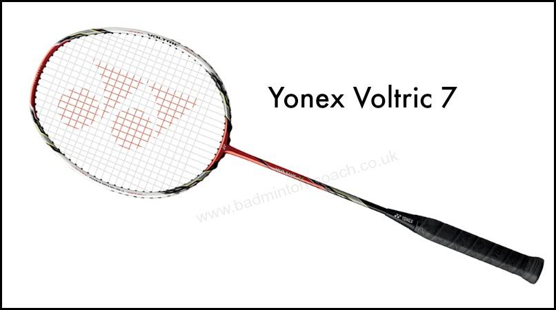 Voltric 7 Badminton Racquet