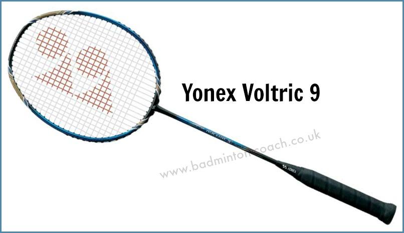 Voltric 9 Badminton Racquet