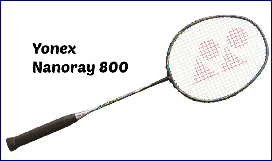 Nanoray 800 Badminton Racquet
