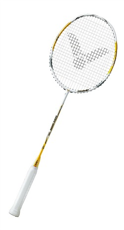 Victor Brave Sword Lee Yong Dae Signature Badminton Racket