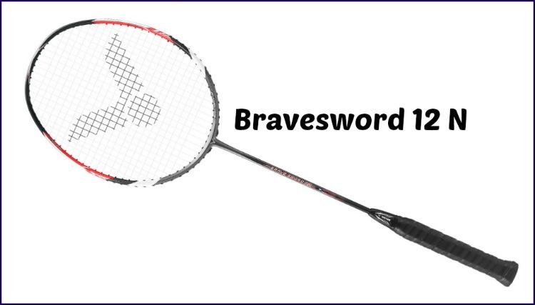 Bravesword 12 Badminton Racquet