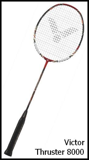 Victor Thruster 8000 Badminton Racket
