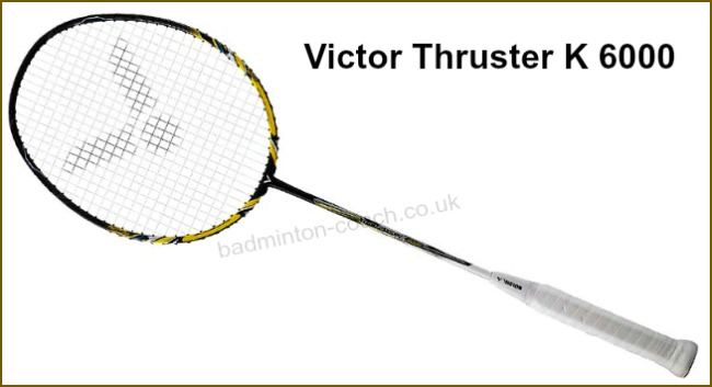 Thruster K 6000 Badminton Racket