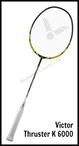 Victor-Thruster-K-6000-Badminton-Racquet