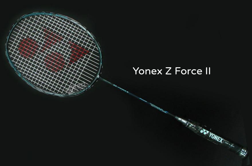 Yonex Voltric z force II badminton racket